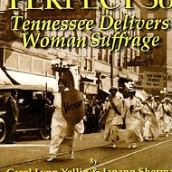 "New Audio-Book and E-Book of Suffragist History ""The Perfect 36"""