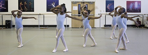 New Ballet Ensemble