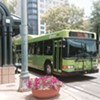 New Electric Buses Stand In for Trolleys