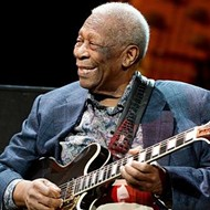 B.B. King Memorialized in Memphis Wednesday