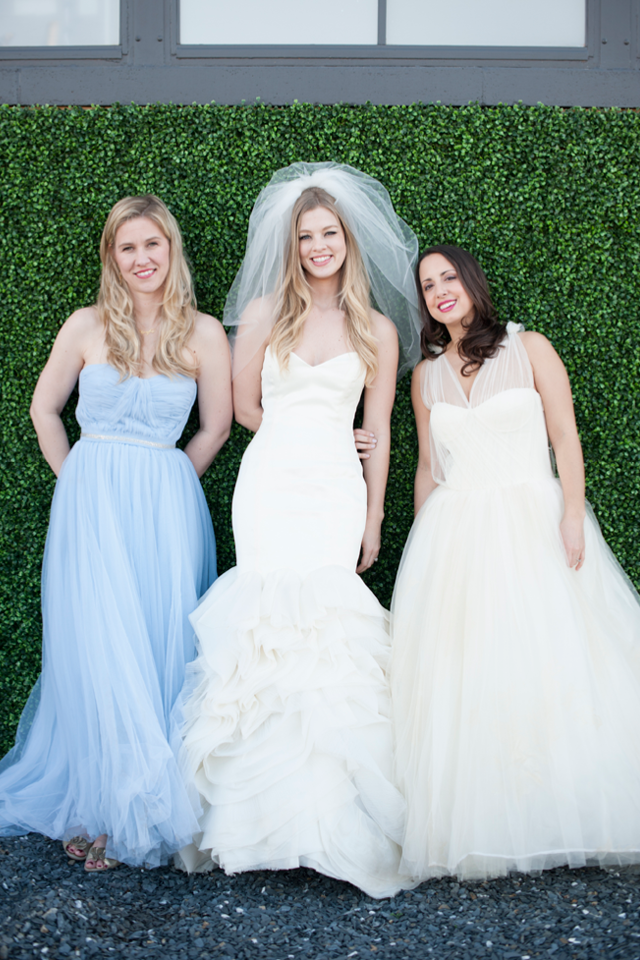 The women behind the wedding dress ball event style sessions for Wedding dresses in memphis