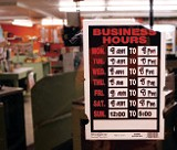 BY JUSTIN FOX BURKS - New hours at Easy-Way
