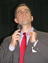 JB - New Shelby GOP chairman Lang Wiseman