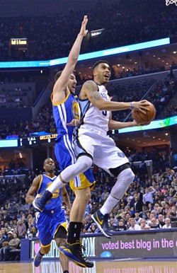 Courtney Lee was more aggressive but only hit 4-10 from the field. - LARRY KUZNIEWSKI