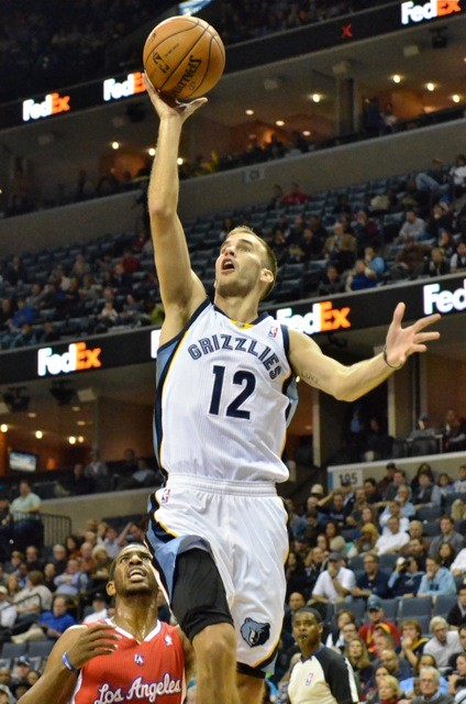 Nick Calathes may be called upon tonight if Tony Allen sits again.