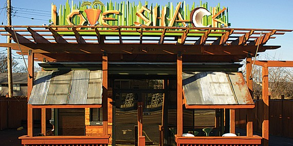 Not your average drive-thru: the newly opened Love Shack