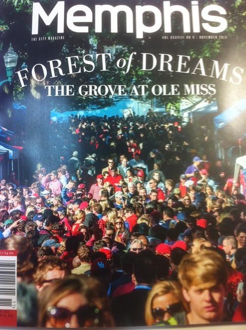 Nov. Memphis magazine