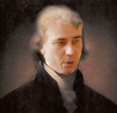 Now, which founding father would this be?