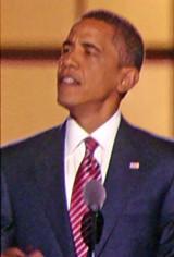 JB - Obama at Envesco Field