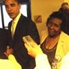 Obama Hunts Volunteers in Tennessee
