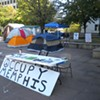Occupy Memphis Camp Removed