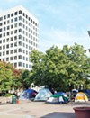 Occupy Memphis Camp