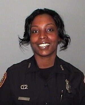 Officer Martoiya Lang was shot and killed in the line of duty this morning.