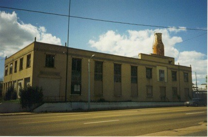 Old Dairy Plant on Bellevue