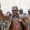 On Statues: Paterno, Elvis, Martin Luther King Jr.