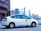 COURTESY OF ZIPCAR.COM - One of Zipcar's vehicles.