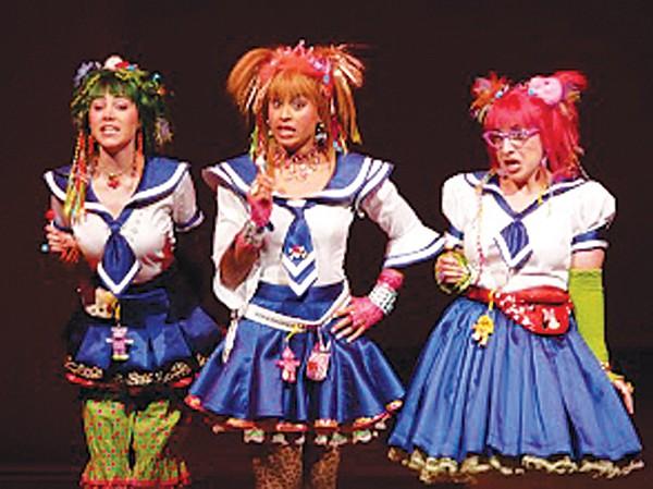 Opera Memphis' The Mikado