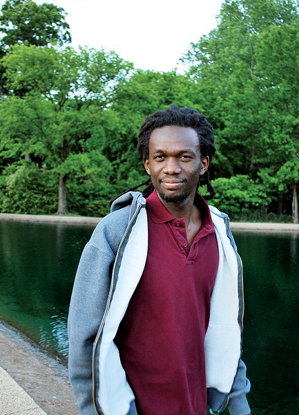 Orange Mound, Tennessee director Emmanuel Amido