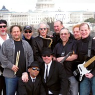 Original Blues Brothers Band at Minglewood Hall
