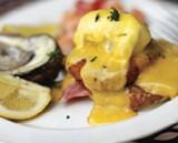 Owen Brennan's Restaurant, 1st place: Best Sunday Brunch - BY JUSTIN FOX BURKS
