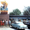 Pancho's in the 1950s