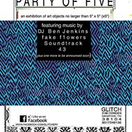 """""""Party of Five"""" at Glitch"""