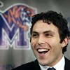 Pastner Signs 5-Year Deal with Memphis