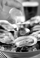 JUSTIN FOX BURKS - Pearl's Oyster House