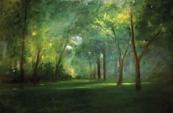 Pecan Grove by John Tornia