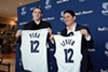 Pera and Levien take the helm.