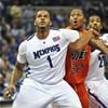 Memphis Tigers Dismiss Henderson-Niles