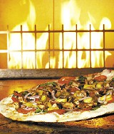 JUSTIN FOX BURKS - Pizza: the healthy alternative from Fire-n-Stone