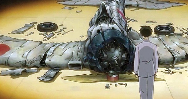 Planes take flight in The Wind Rises.