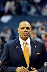 LARRY KUZNIEWSKI - Playoff-proven head coach Lionel Hollins will have to manage increased expectations and a weakened bench.