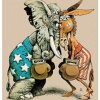 Political Peace, Not War