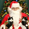 Pose Your Pets with Santa