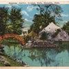 Another View of the Japanese Gardens - 1920