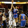 """Postgame Notebook: Grizzlies 105, Knicks 95 — Homecoming in """"We Don't Bluff"""" City"""