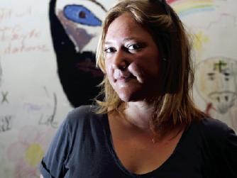 producer Erin Hagee - JUSTIN FOX BURKS