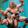 """Profiles in Awesome: Jerry Lawler draws the cover for """"WWE Heroes"""" comic book"""