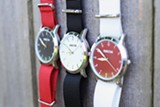 Profits from Memphis-made Generation watches help kids in Guatemala.