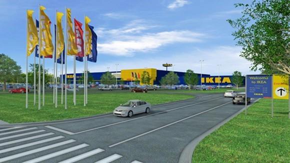 Proposed Memphis Ikea - IKEA