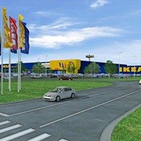 Proposed Memphis Ikea