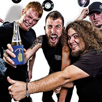 Prosevere at the New Daisy Theatre
