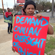 "Protesters Expose MPD's ""Bad Apples"""