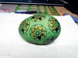 Pysanky Writing