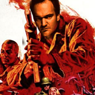 Quentin Tarantino's latest self-referential opus devours itself.