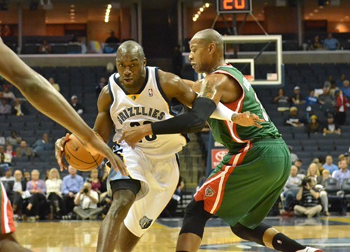 Quincy Pondexter earned himself four more years in Beale Street Blue, according to reports.