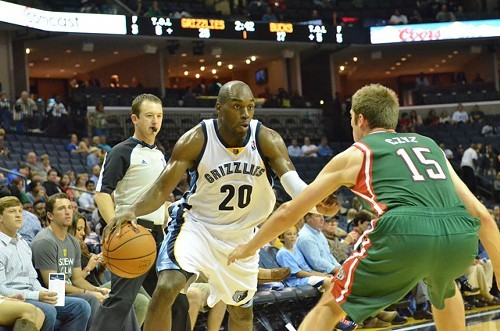 Quincy Pondexter has been playing like a man with something to prove so far this preseason.
