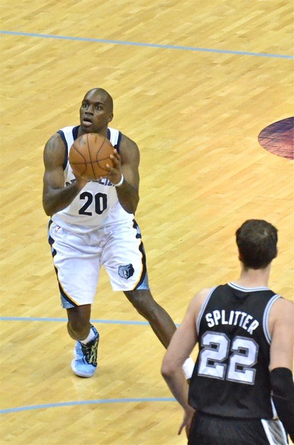 Quincy Pondexter was the Grizzlies series MVP, which was part of the problem.